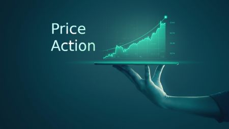 Cara berniaga menggunakan Price Action di Pocket Option